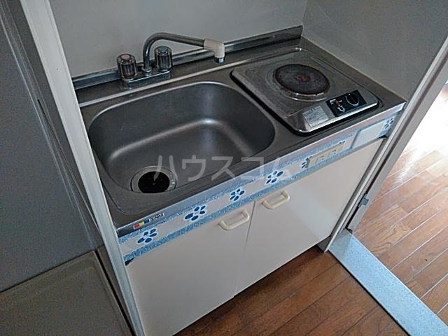 メゾンヤツハシⅠ 103号室のキッチン