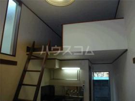 コリン 208号室のキッチン