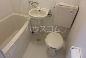 サンライフ池田 101号室のトイレ