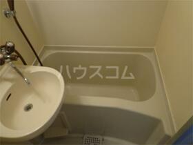 メゾン・ド・ヴェリテ 407号室の洗面所
