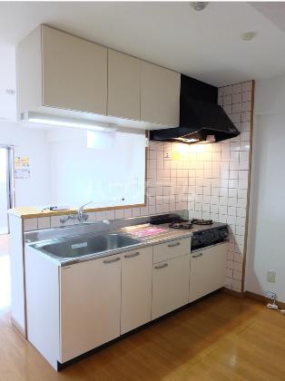 リリアコート 504号室のキッチン