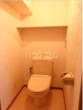 リリアコート 504号室のトイレ
