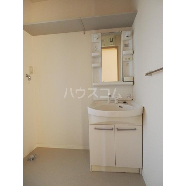 ボン・アヴァンセ 203号室の洗面所