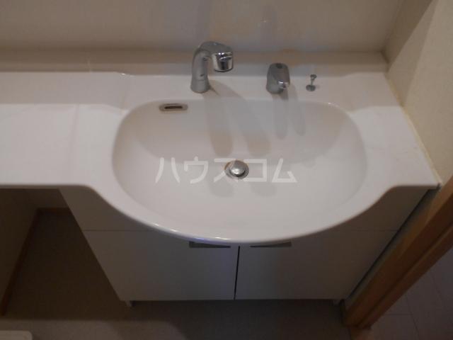 アーバンコート レガロ 202号室の洗面所