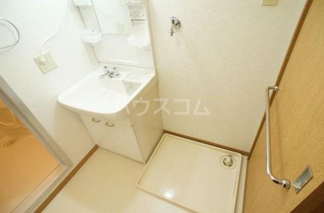 グリーンテラス田園調布 105号室の風呂