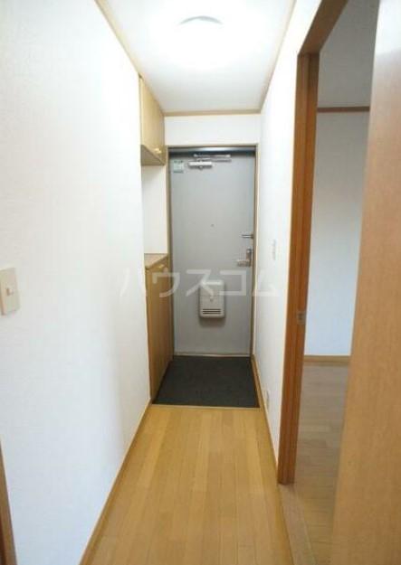 グリーンテラス田園調布 105号室の玄関