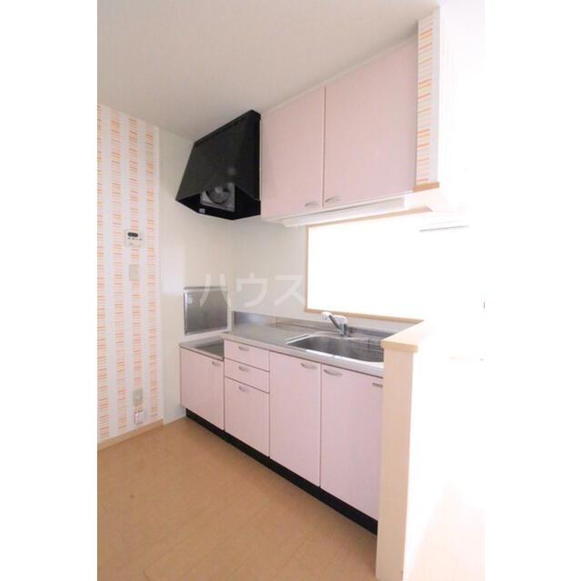 ラルジュール 101号室のキッチン