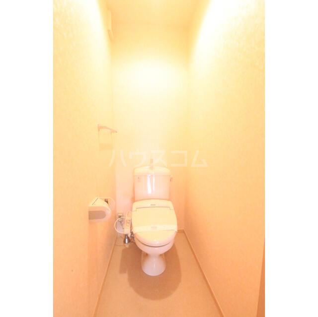 ラルジュール 101号室のトイレ