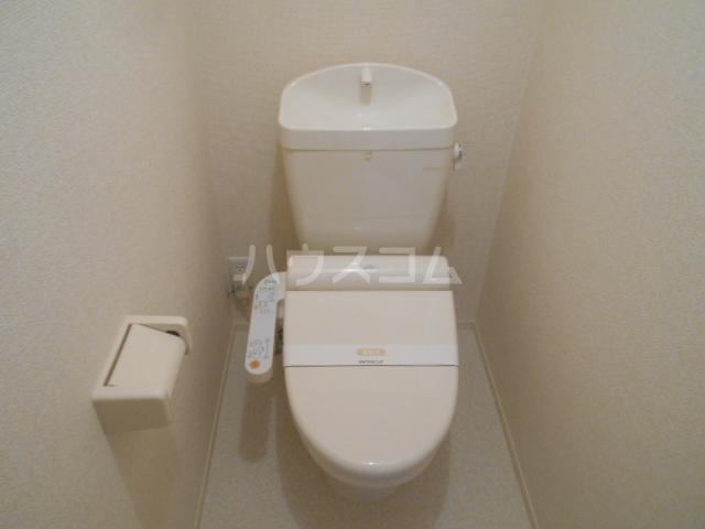 プリムローズ A 102号室のトイレ