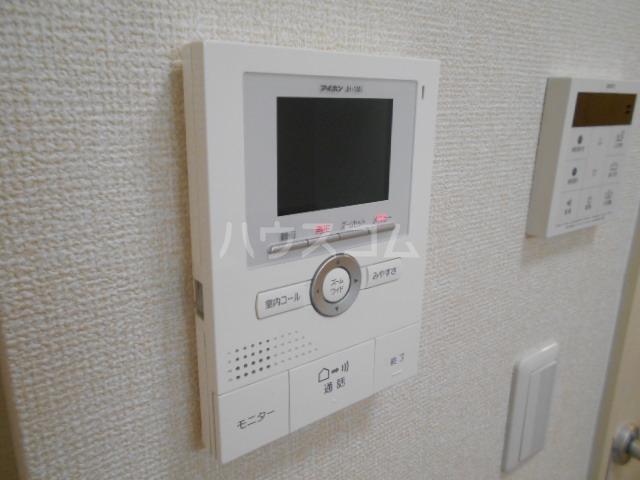プリムローズ A 102号室のセキュリティ