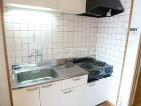 Y&M ASANUMA 201号室のキッチン