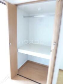 Y&M ASANUMA 201号室の収納