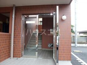 Y&M ASANUMA 201号室のエントランス