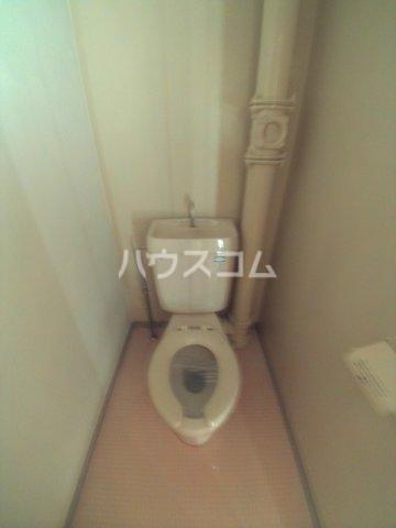 ビレッジハウス幸田6号棟 0105号室のトイレ