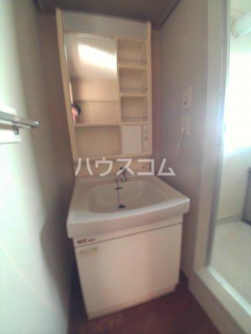 ビレッジハウス幸田6号棟 0105号室の洗面所