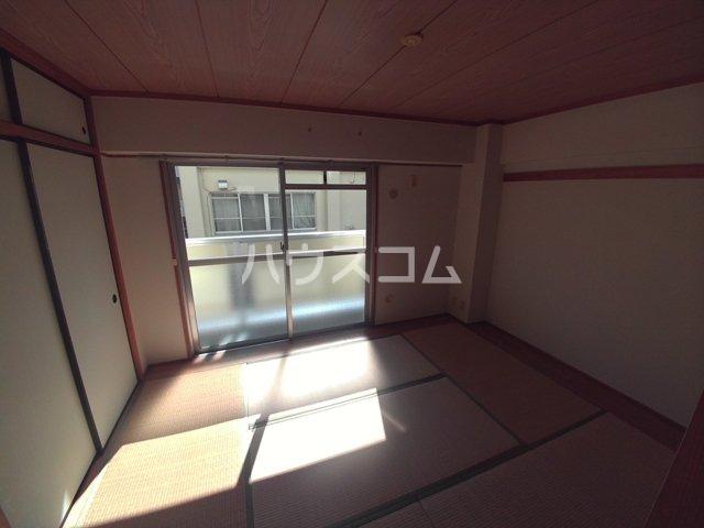 ビレッジハウス幸田6号棟 0105号室のベッドルーム