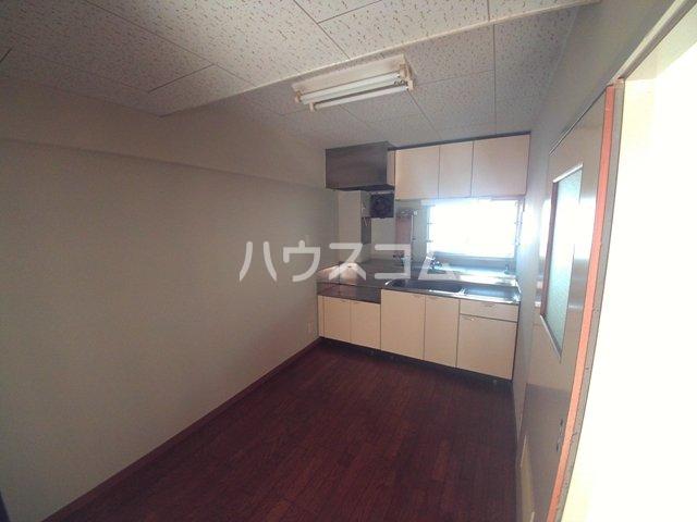 ビレッジハウス幸田6号棟 0105号室のキッチン