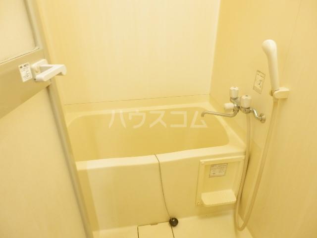 藤間コーポ 0202号室の風呂