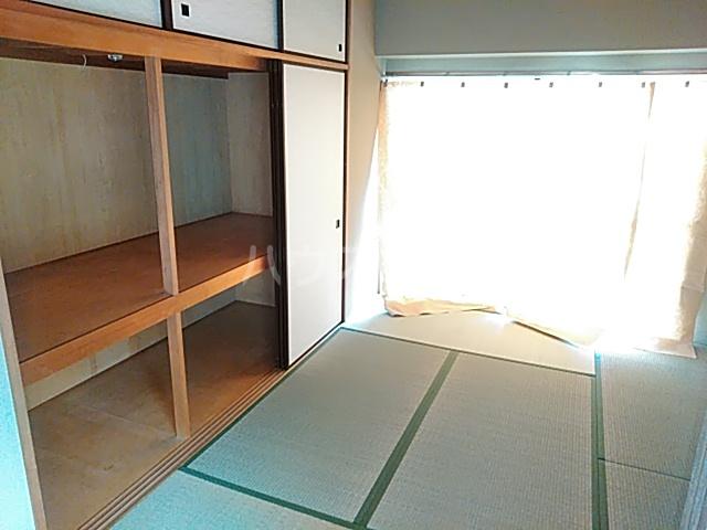 久里浜3丁目共同住宅 604号室のベッドルーム