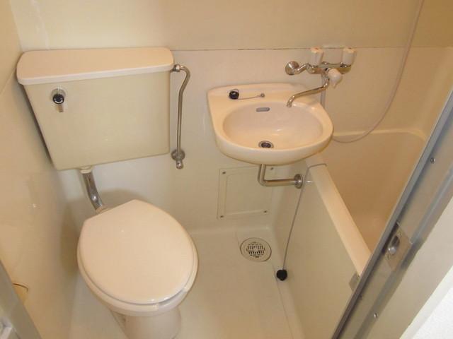 日神パレス板橋本町第2 408号室の風呂