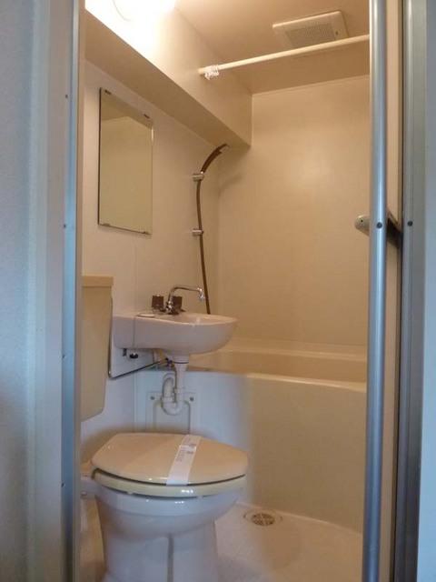 ルミエール白楽 501号室の風呂