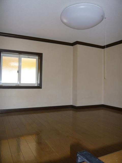 フラッツシバーズ 2-I号室のベッドルーム