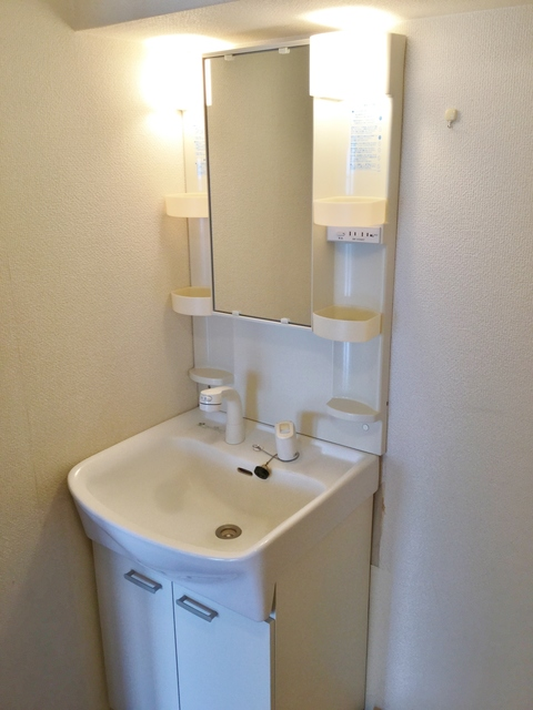 ホリビル大手町 402号室の洗面所