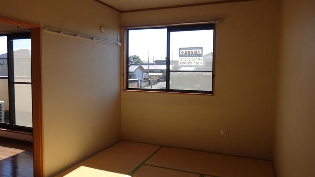 シャルマンコートA 102号室のリビング