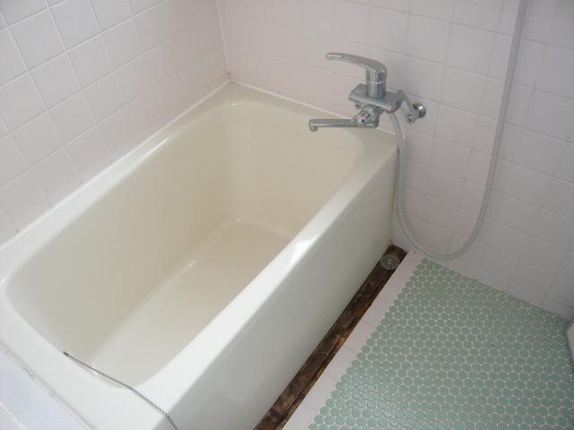 SKアパートメントの風呂