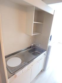 グランコート伊勢崎 204号室のキッチン