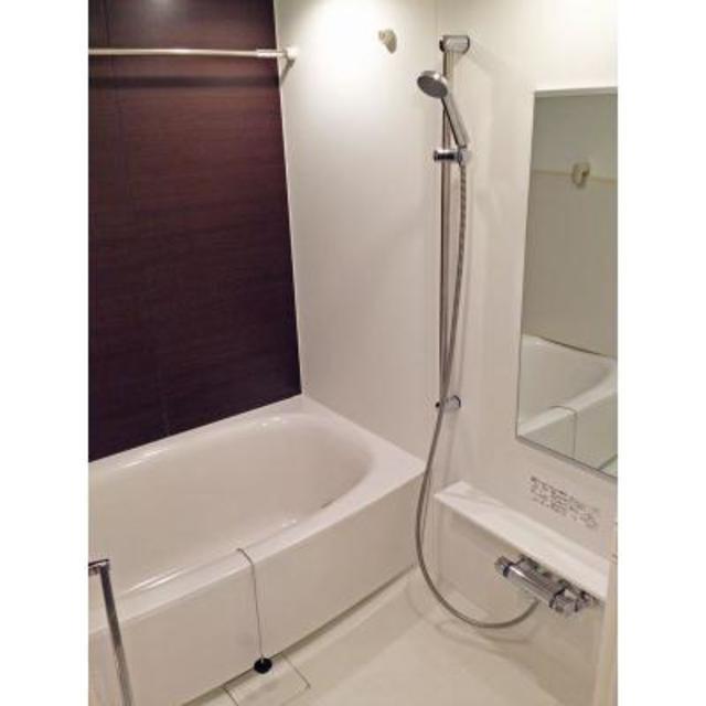 パークキューブ目黒タワー 602号室の風呂