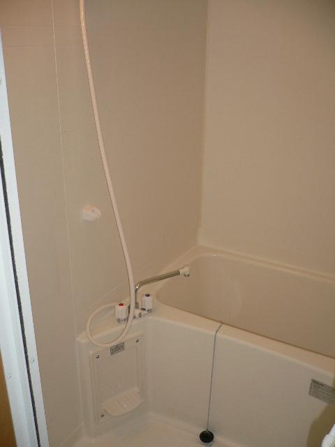 ネクストハイツ赤堀Ⅱ 107号室の風呂