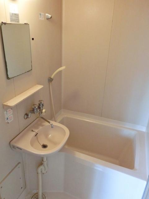 ホワイトタウン若宮 101号室の風呂