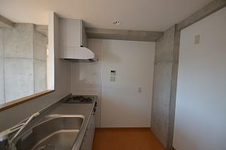 アイレックス 301号室のキッチン