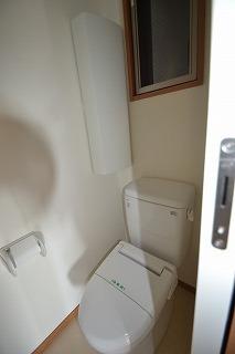 アイレックス 301号室のトイレ