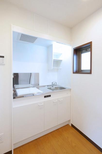 グラン・ソレイユ 104号室のキッチン