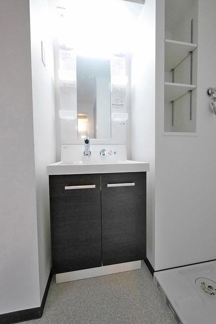 グラン・ソレイユ 104号室の洗面所