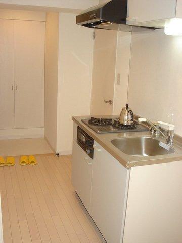 音羽クリニックビル 802号室のキッチン