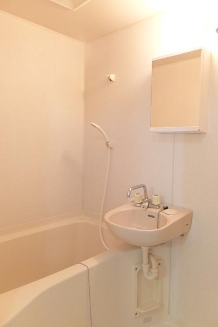 ジュネスB棟 206号室の風呂