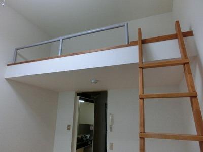 ラ・ヴィーユ・L 103号室のリビング