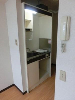 ラ・ヴィーユ・L 103号室のキッチン