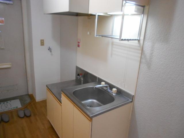 アーバンライフN 301号室のキッチン