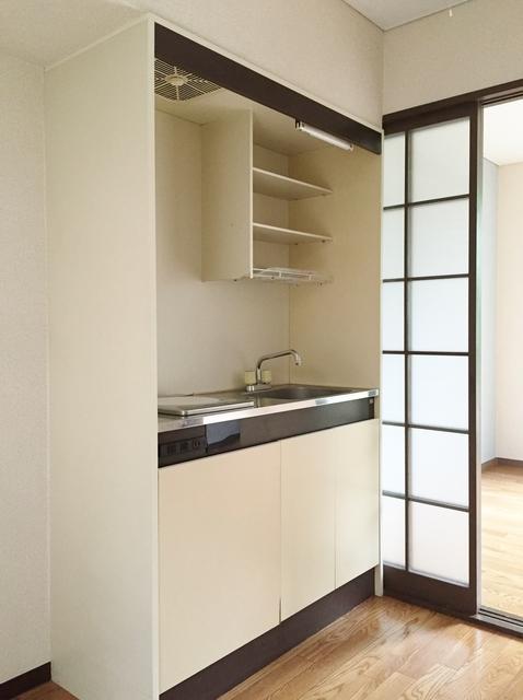 クローカス・コスギ 102号室のキッチン