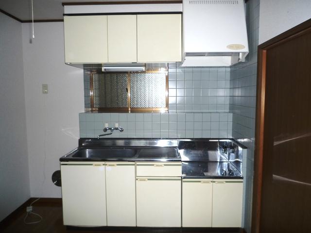 エクシブ柿ノ下 202号室のキッチン