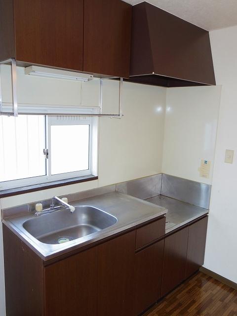 ラ・ホンテ・コグレ A205号室のキッチン