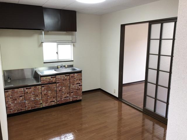 ラ・ホンテ・コグレ B101号室のキッチン