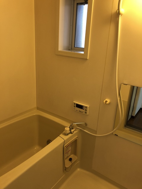 ラ・ホンテ・コグレ B101号室の風呂