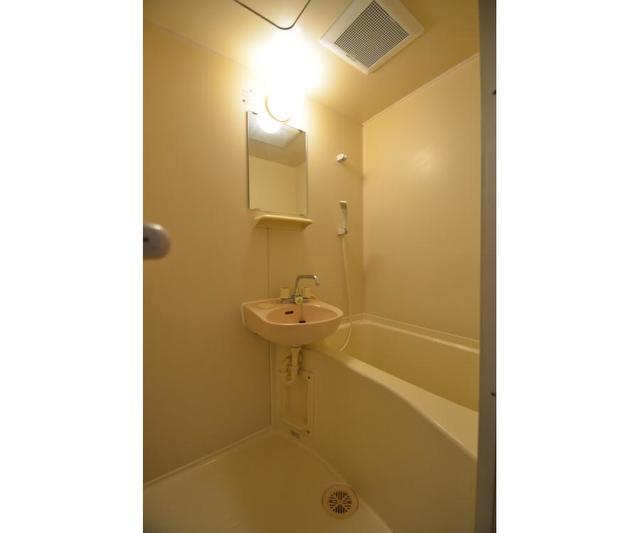 グランドヒルズ東新町 101号室の風呂