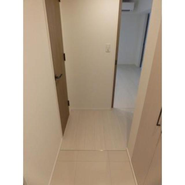 パークアクシス月島マチュアスタイル 704号室の玄関
