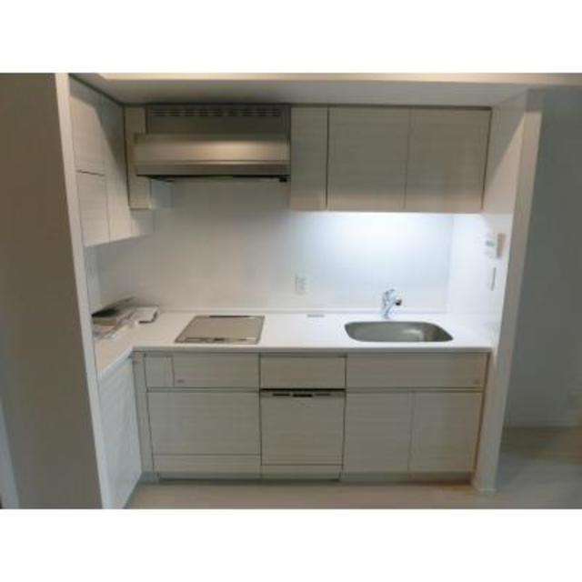 パークアクシス月島マチュアスタイル 704号室のキッチン